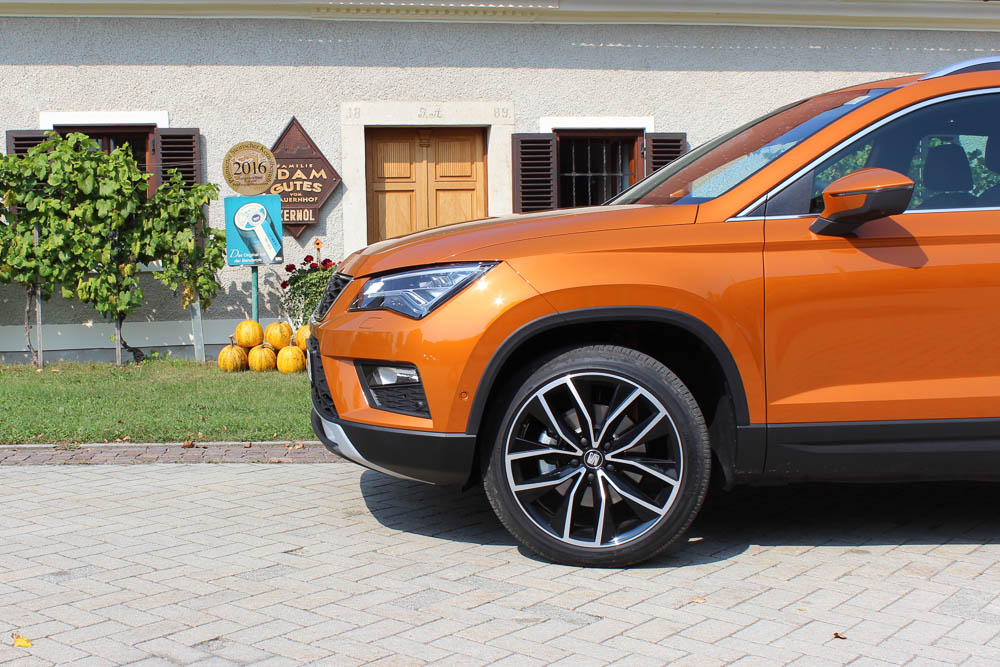 test seat ateca xcellence 2 0 tdi 4drive 190 ps. Black Bedroom Furniture Sets. Home Design Ideas