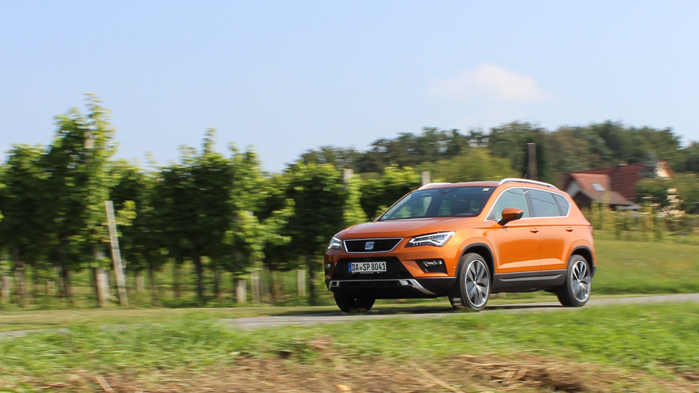 test: seat ateca xcellence 2.0 tdi 4drive (190 ps) » motoreport