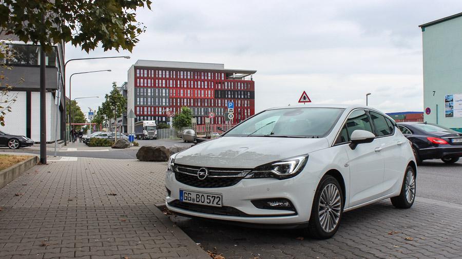 Endlich kräftiger: Opel Astra 1.6 BiTurbo CDTi (160 PS) » Motoreport