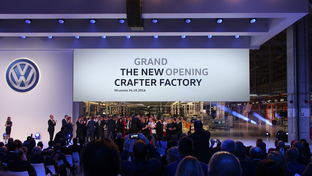 crafter grand opening wrzesnia