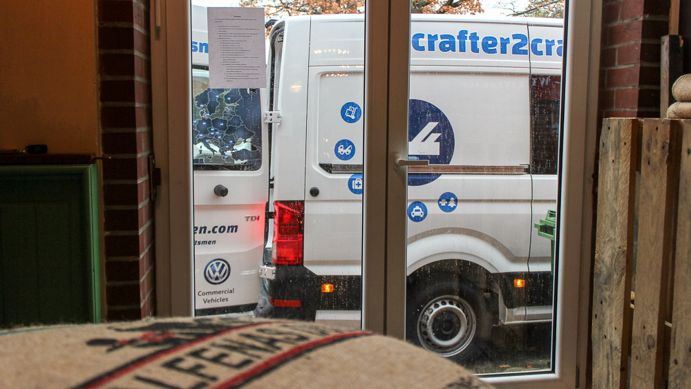 crafter to craftsmen kaffeemanufaktur