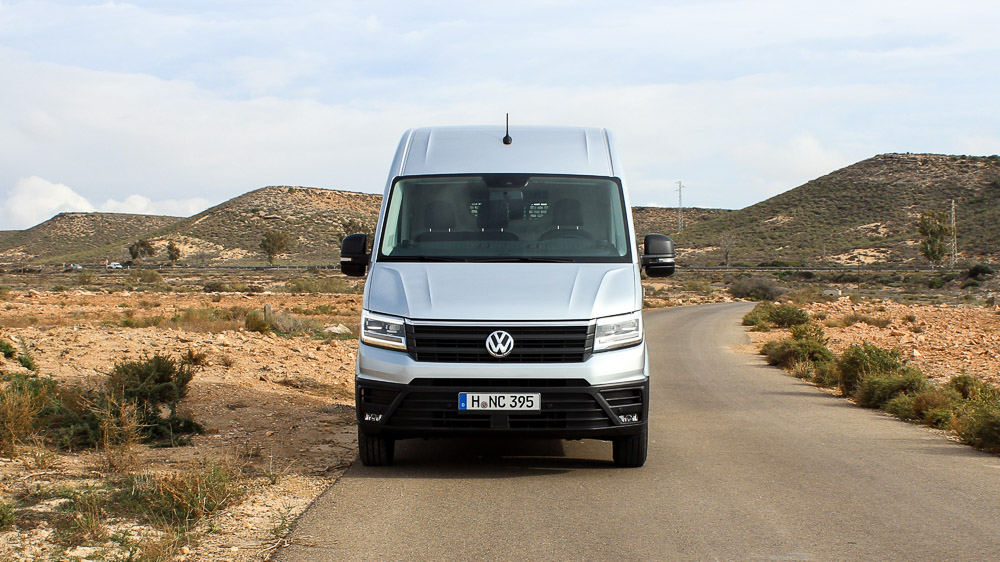 vw crafter led scheinwerfer