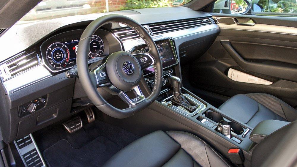 Schon gefahren: Neuer VW Arteon 2.0 TDI (240 PS) » Motoreport