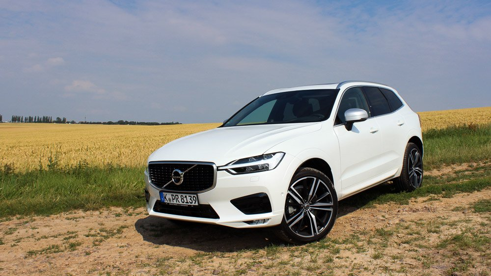 test volvo xc60 2018 d5 awd besser als der xc90 motoreport. Black Bedroom Furniture Sets. Home Design Ideas
