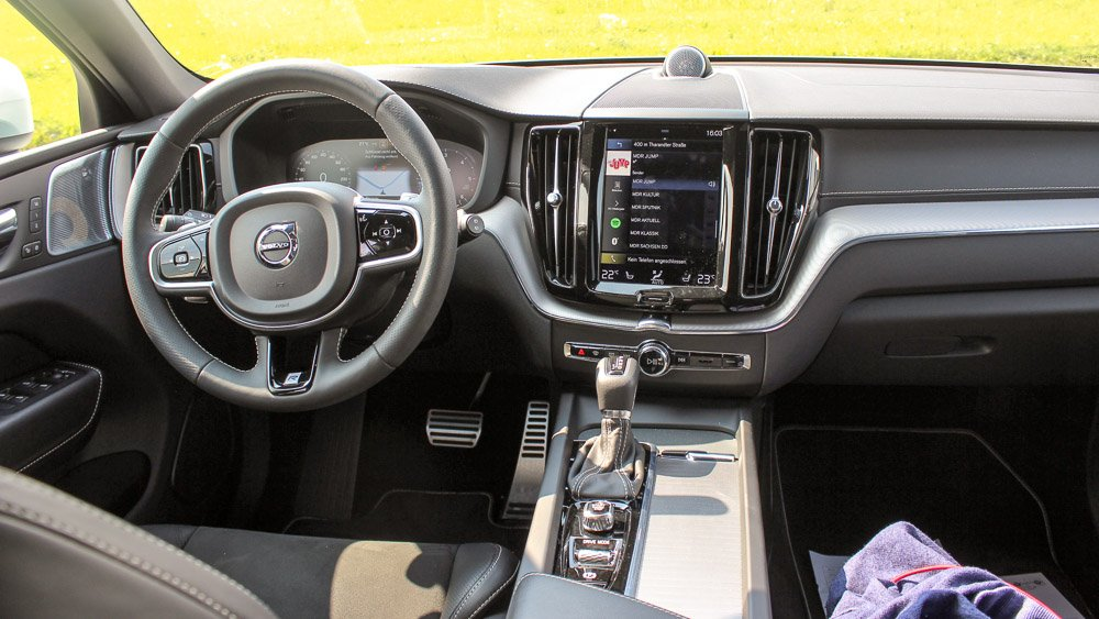 volvo xc60 2018 rdesign interior » Motoreport