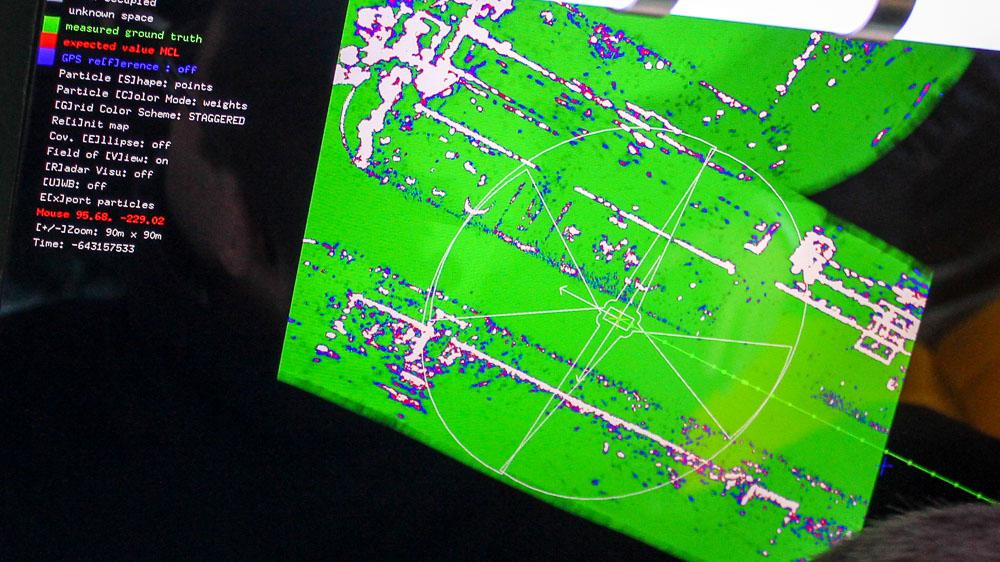 radar echo karte