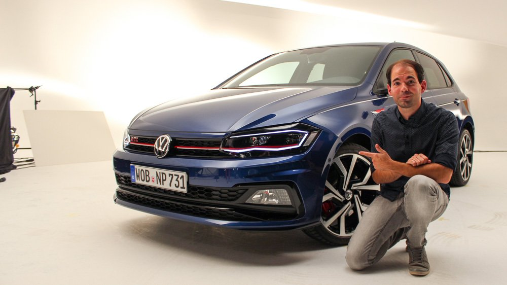 Neuer VW Polo GTI 2018 im Detail: Design, Felgen, Interieur » Motoreport