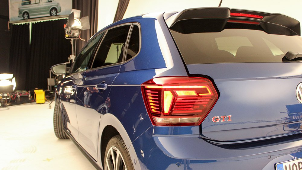 Neuer VW Polo GTI 2018 im Detail: Design, Felgen, Interieur » Motoreport