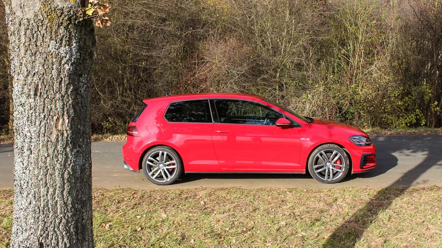 unterschiede golf gti und golf gti performance 2018 motoreport. Black Bedroom Furniture Sets. Home Design Ideas
