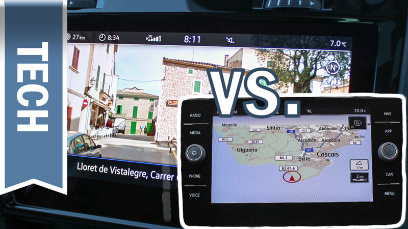 vw infotainment: discover pro oder discover media? » motoreport