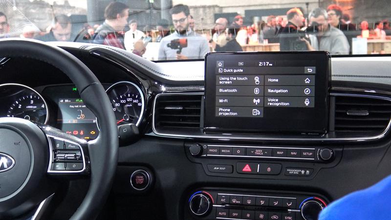 Erste Sitzprobe im neuen Kia Ceed 2018 » Motoreport