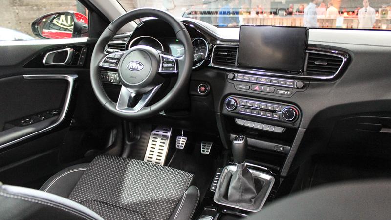 Erste Sitzprobe Im Neuen Kia Ceed 2018 187 Motoreport