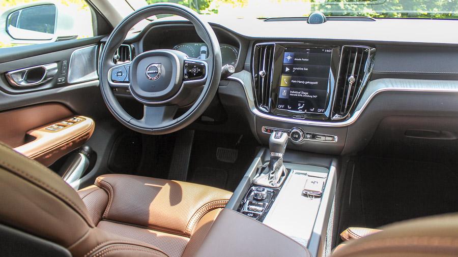 Fahrbericht Neuer Volvo V60 D4 Inscription Vs V90 Motoreport