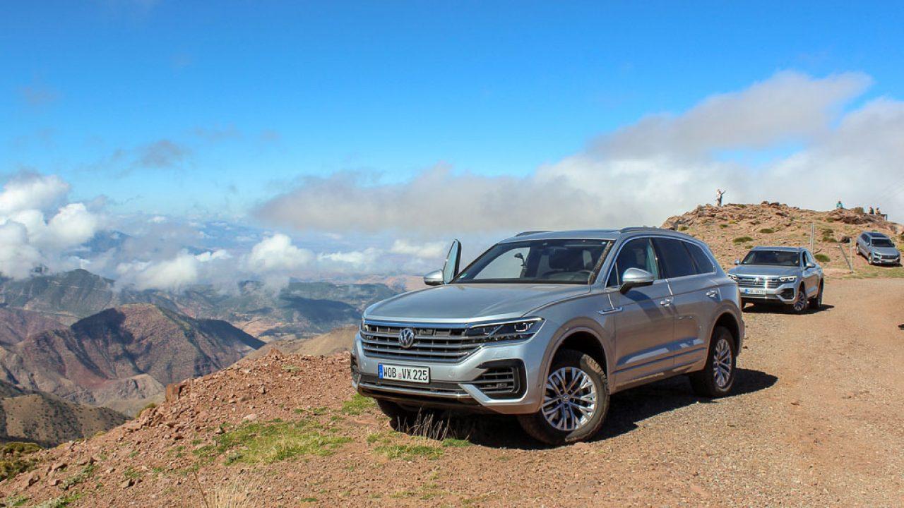 Vw Touareg Offroad Test Im Atlasgebirge Marokko Motoreport