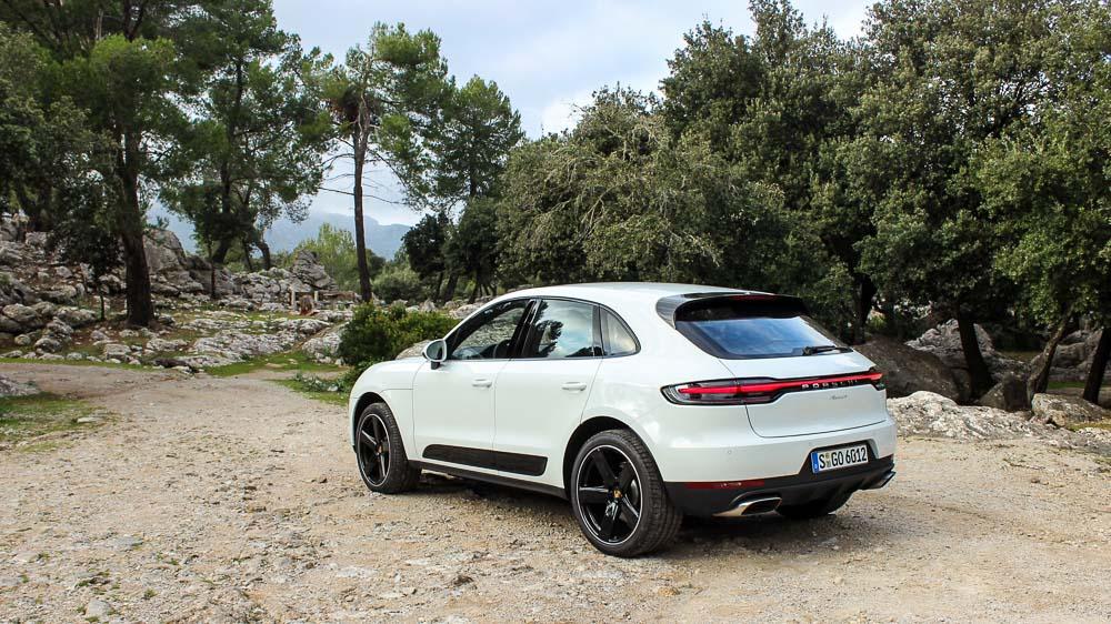 Im Fahrbericht Neuer Porsche Macan Oder Macan S Motoreport
