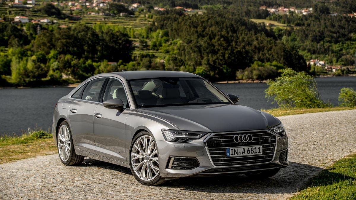 2020 Audi A6 Performance