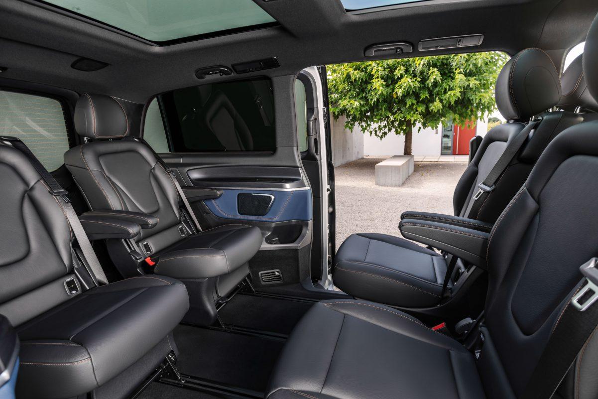 Innenraum Mercedes-Benz EQV