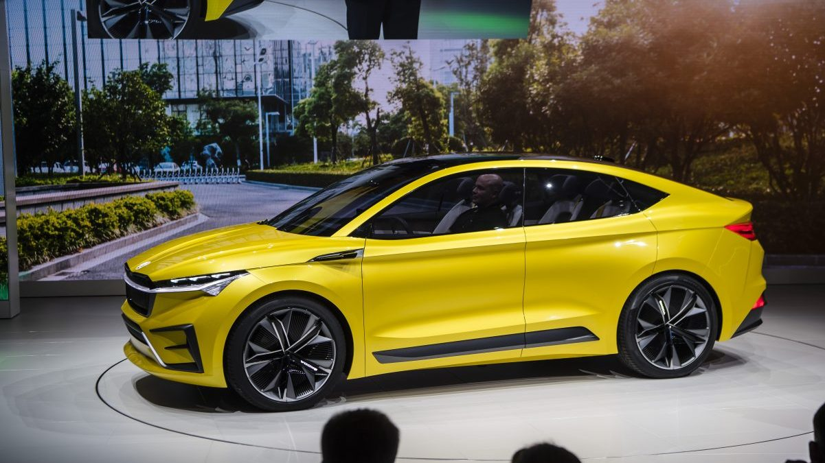 2020 Skoda Roomster Exterior and Interior