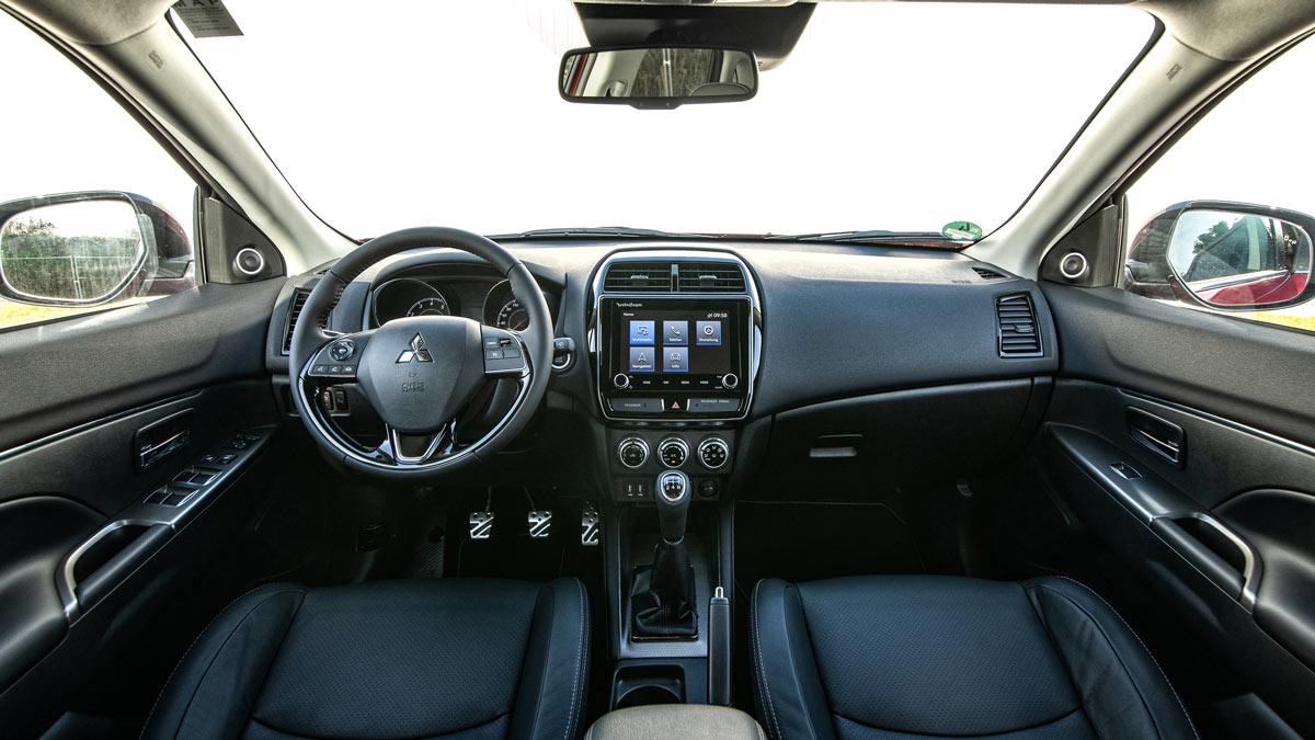 2020 Mitsubishi Asx Performance and New Engine