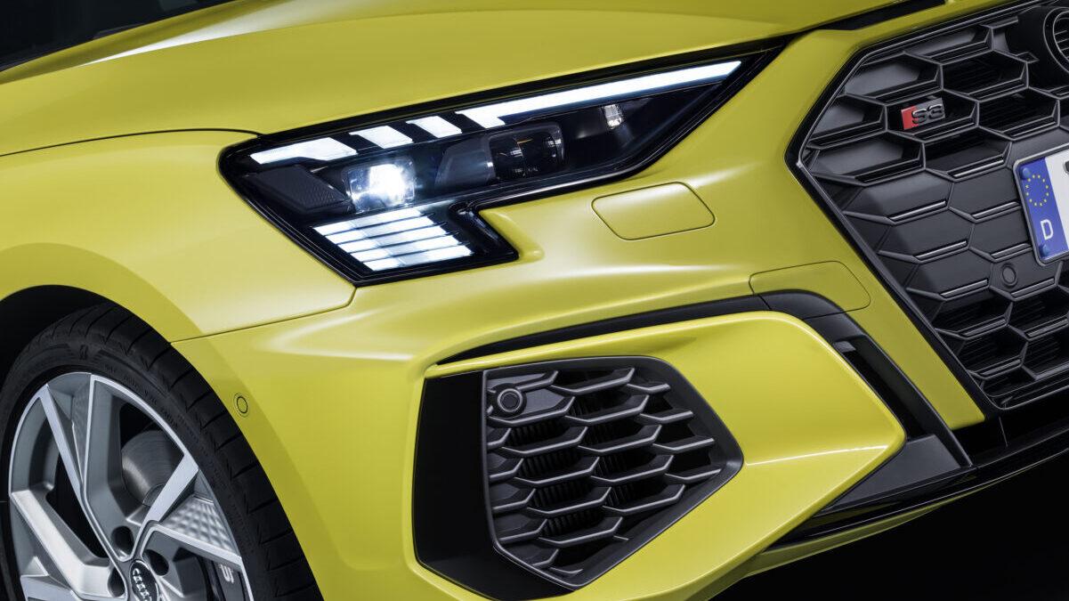 Audi S3 Sportback Matrix-LED