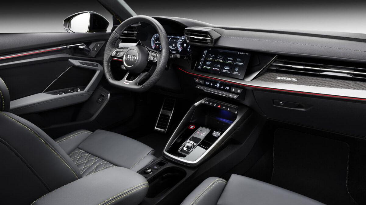 Audi S3 Sportback Innenraum