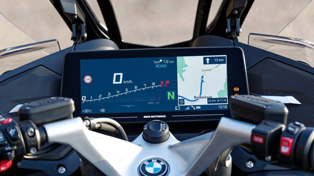 Digitaler Tacho BMW R1250RT